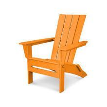 View Product - Quattro Folding Adirondack in Tangerine