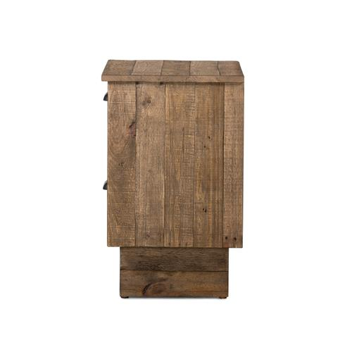 Baxter Nightstand-rustic Natural