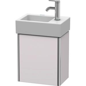 Vanity Unit Wall-mounted, White Lilac Satin Matte (lacquer)