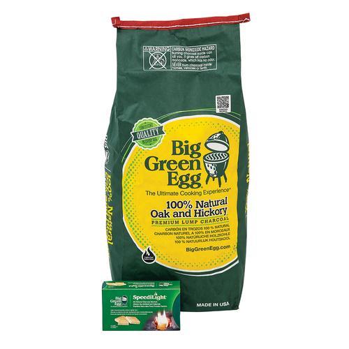 Big Green Egg - XLarge EGG in an intEGGrated Nest+Handler Package