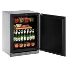 "24"" Refrigerator With Integrated Solid Finish (230 V/50 Hz Volts /50 Hz Hz)"