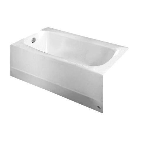 Cambridge 60x32 inch Integral Apron Bathtub  American Standard - Arctic White