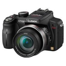 See Details - LUMIX® FZ100 14.1 Megapixel Digital Camera