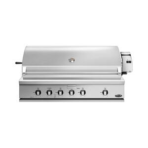 "Dcs48"" Grill, Lp Gas"