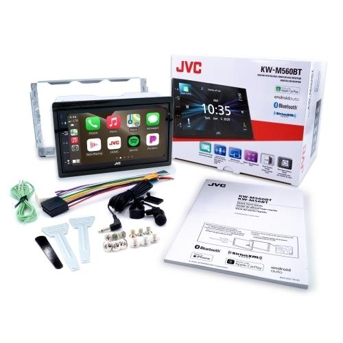 JVC - Monitor with Receiver