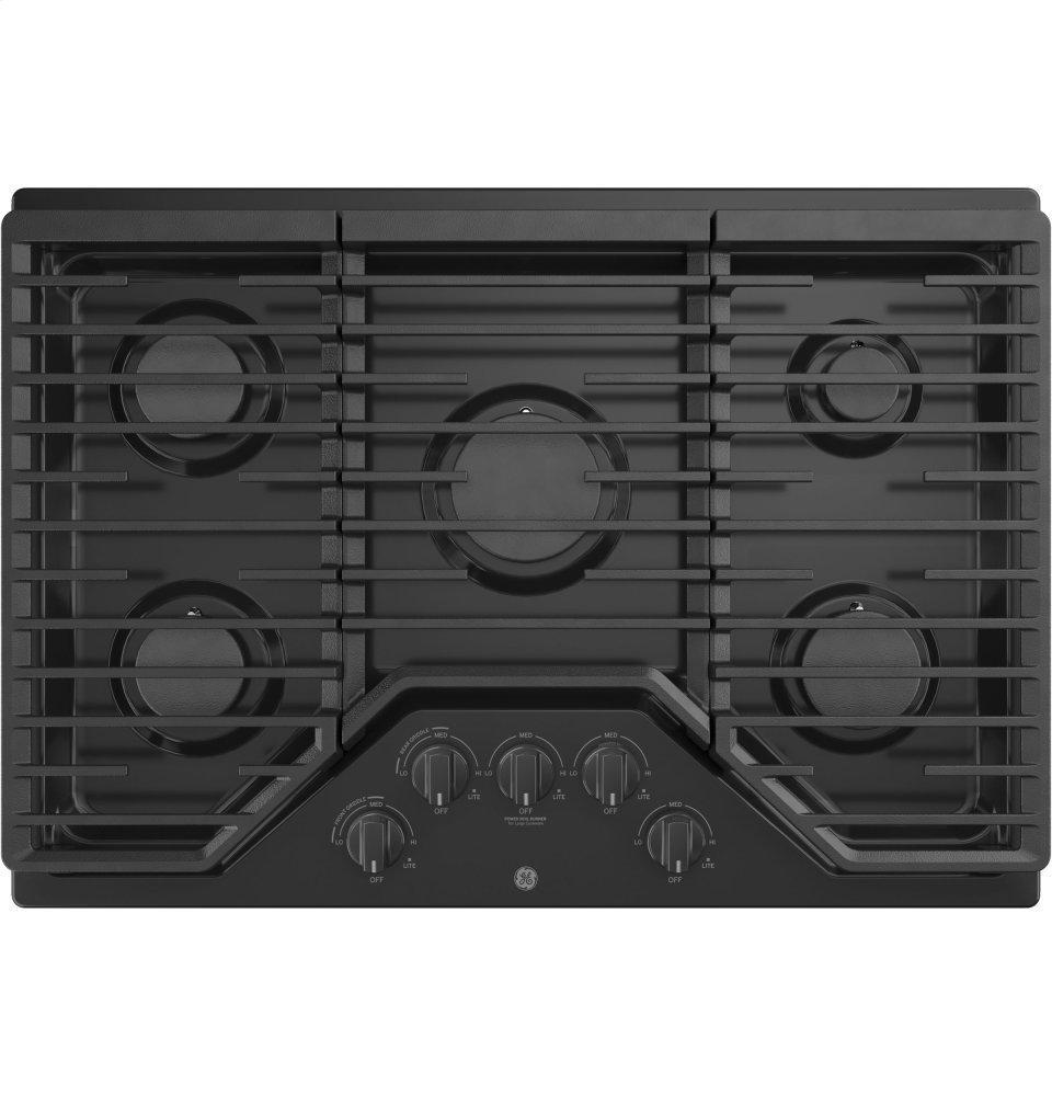 """GEGe® 30"""" Built-In Gas Cooktop With 5 Burners And Dishwasher Safe Grates"""