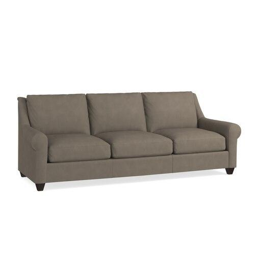 Ellery Leather Great Room Sofa