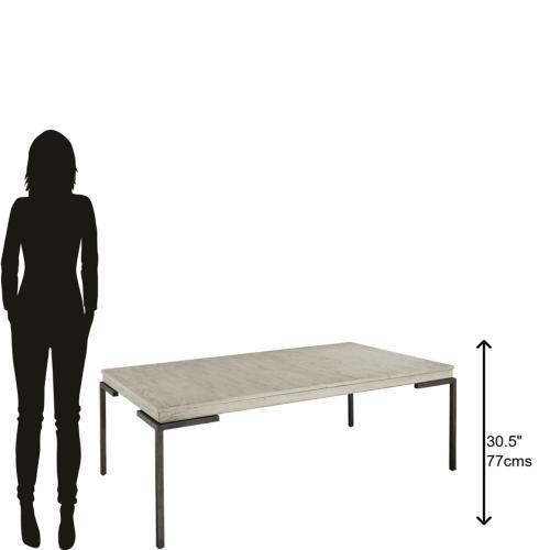 Hekman - 2-4120 Sierra Heights Rectangular Dining Table