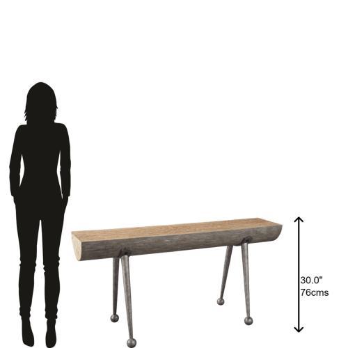 Product Image - 2-7739 Log Sofa Table