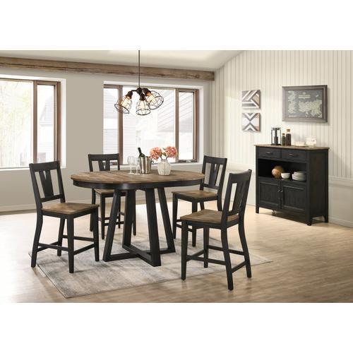 Intercon Furniture - Harper Round Counter Table