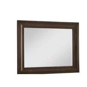 Wide Landscape Mirror - Beveled Glass