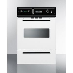 """24"""" Wide Gas Wall Oven Product Image"""