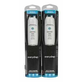 everydrop® Refrigerator Water Filter 3 - EDR3RXD1 (Pack of 2) - 2 Pack