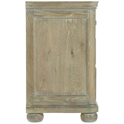 Gallery - Rustic Patina Nightstand in Sand (387)