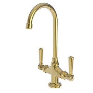 Polished Gold - PVD Prep/Bar Faucet
