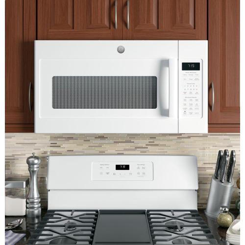 GE Appliances - GE® 1.9 Cu. Ft. Over-the-Range Sensor Microwave Oven