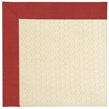 "Creative Concepts-Sugar Mtn. Dupione Crimson - Rectangle - 24"" x 36"""