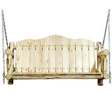 Montana Collection Porch Swing