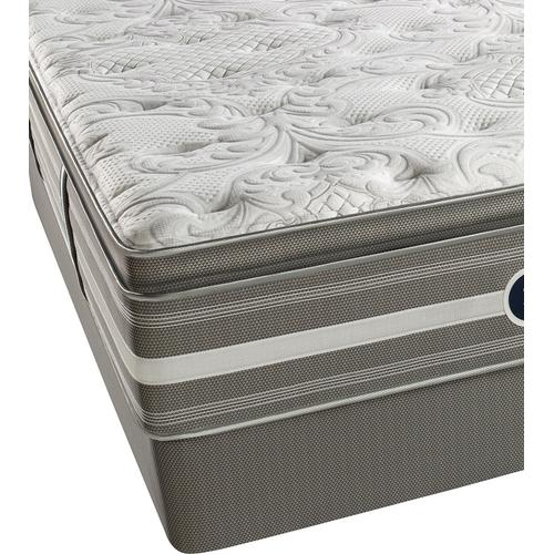 Beautyrest - Recharge - World Class - Jaelyn - Plush - Pillow Top - Twin