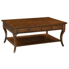 1-1100 European Legacy Coffee Table