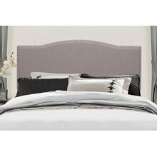 Kiley Headboard - King - Stone