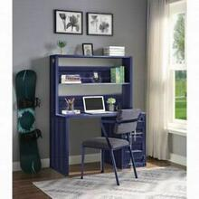 ACME Cargo Desk & Hutch - 37907 - Blue