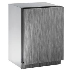 """24"""" Refrigerator With Integrated Solid Finish and Field Reversible Door Swing (115 V/60 Hz Volts /60 Hz Hz)"""