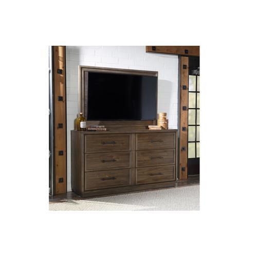 Lumberton TV Frame