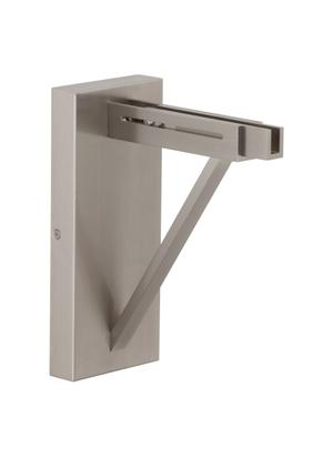 Satin Nickel Extension Partially Extended Clifton Wall Product Image