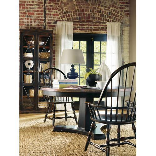 Dining Room Sanctuary Windsor Arm Chair - 2 per carton/price ea
