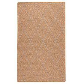 "Tumbleweed Cream-Serged - Rectangle - 24"" x 36"""