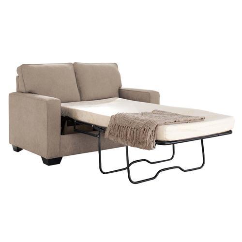 Zeb Twin Sofa Sleeper - Quartz