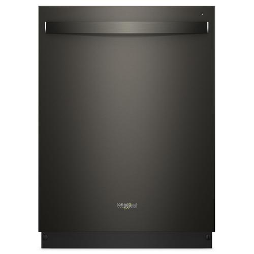 Gallery - Dishwasher with Fan Dry Fingerprint Resistant Black Stainless