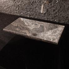 """See Details - Verona Vessel Sink Cumulo Granite / 24"""" X 13"""""""