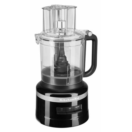 Gallery - 13-Cup Food Processor with Dicing Kit - Black Matte