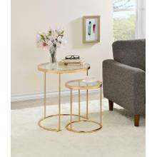 2 PC Nesting Table