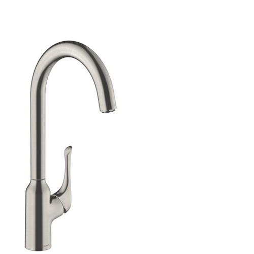 Steel Optic Bar Faucet, 1.75 GPM