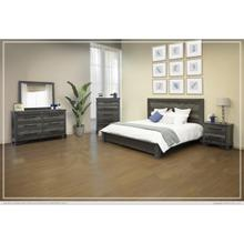 Loft Brown Bedroom Collection