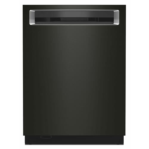 KitchenAid - 44 dBA Dishwasher in PrintShield™ Finish with FreeFlex™ Third Rack - Black Stainless Steel with PrintShield™ Finish