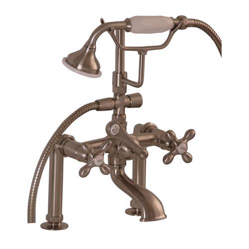 Tub/Shower Converto Unit - Elephant Spout, Riser, Showerhead