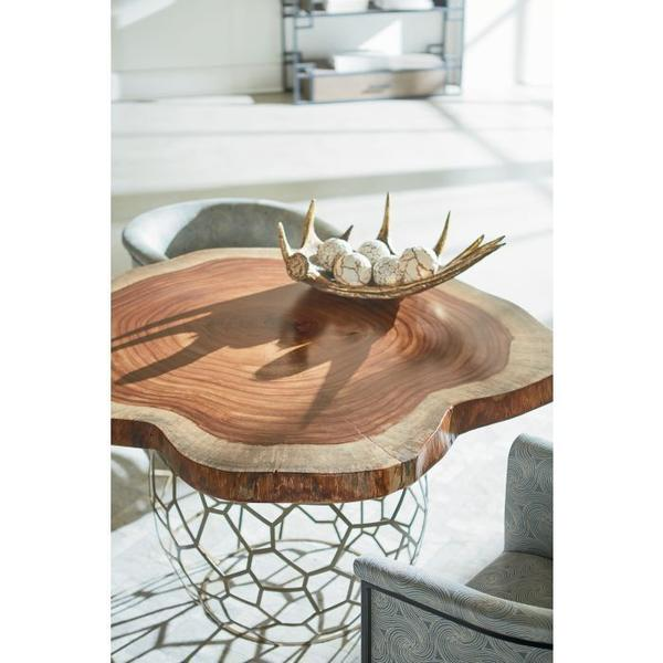 See Details - Cracked Ice Dining Table Base