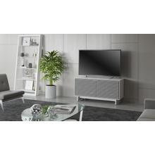 See Details - Align 7478 Media + Storage Console in Satin White Media Base