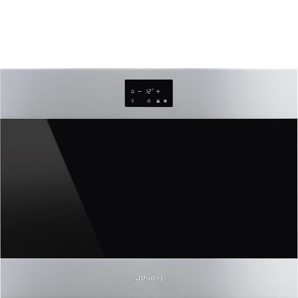 SmegWine Cooler Stainless Steel Cviu318rx