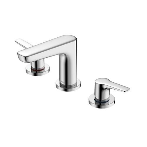 GS Widespread Faucet - 1.2 GPM - Polished Chrome Finish
