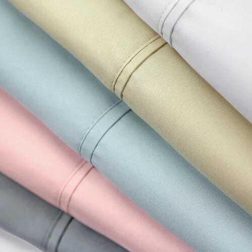 Brushed Microfiber Queen Ivory