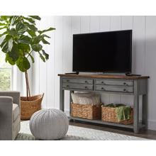 """View Product - 60"""" Open Console Table"""