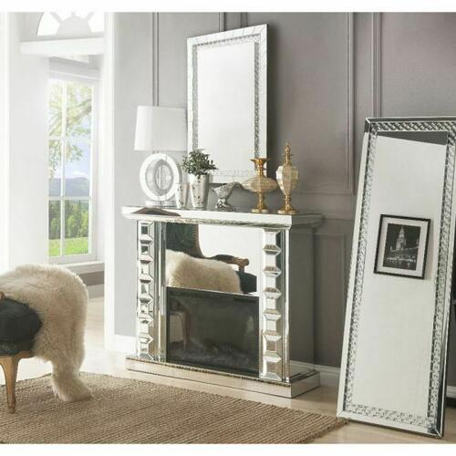 Acme Furniture Inc - Dominic Fireplace