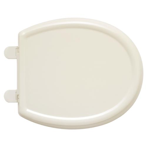 American Standard - Cadet 3 Slow Close Round Front Toilet Seat with EverClean - Linen
