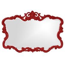 Talida Mirror - Glossy Red