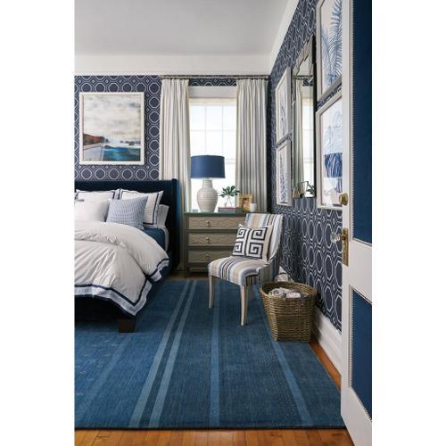 Simply Gabbeh Taos Blue - Rectangle - 3' x 5'